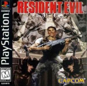 Capa Download ISO Resident Evil 1 RE1, PS1-PS2 Torrent PT-BR