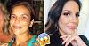 12 famosas brasileiras sem maquiagem que irão chocar você