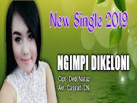 Lirik Lagu Astri CN - Ngimpi Dikeloni