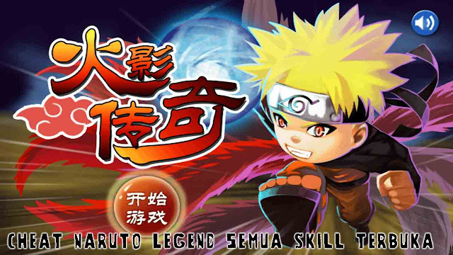 cheat naruto legend chibi adventure