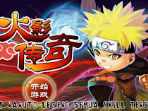 Game Ukuran Kecil! Cheat Naruto Shippuden Legend Chibi Adventure Semua Skill Terbuka