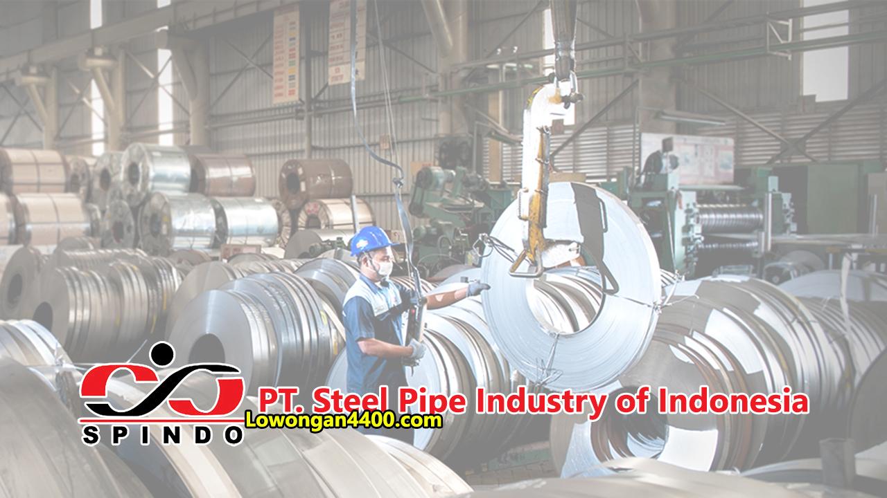 Lowongan Kerja PT Steel Pipe Industry of Indonesia