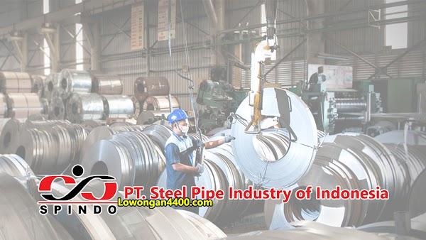 Lowongan Kerja PT. Steel Pipe Indonesia (PT. SPINDO) Juni 2020