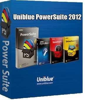 Download Uniblue PowerSuite 2012