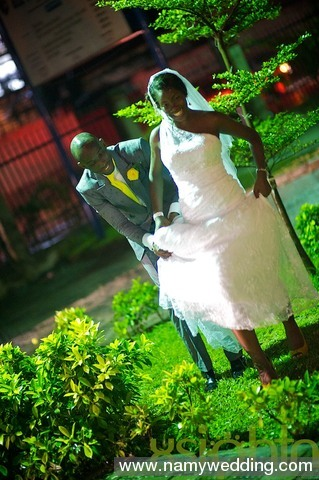 Pictures From Obiwon's Church Wedding & Reception. 12