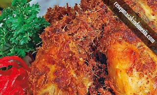Resep Ayam Goreng dari Sukabumi
