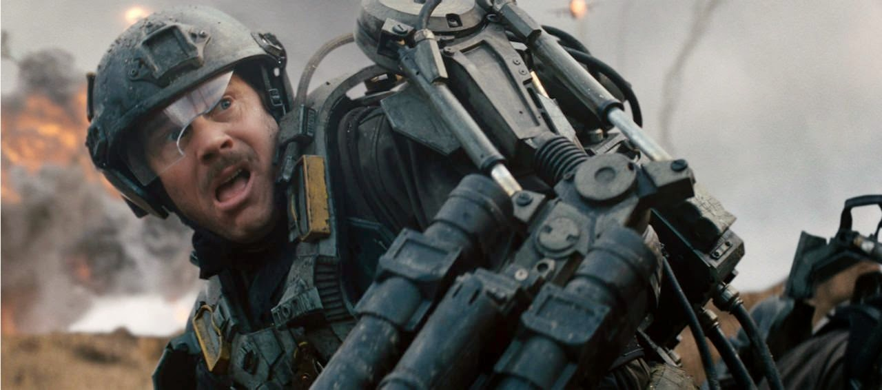 edge of tomorrow bill paxton