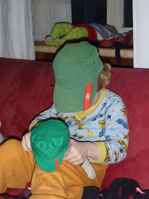 Michelmütze für Puppe