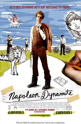Napoleon Dynamite 2004 Dual Audio Hindi 750MB 720p BluRay Download