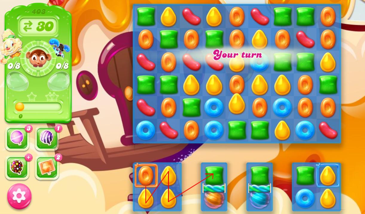 Candy Crush Jelly Saga 403