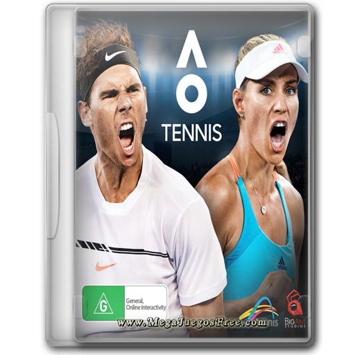 AO International Tennis Full Español