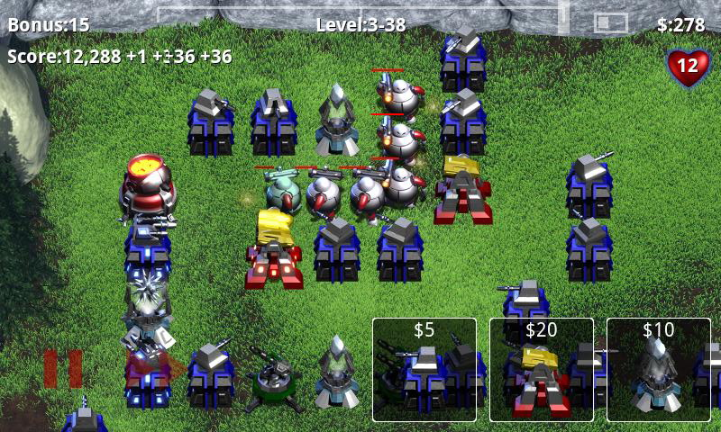 Robo defense full android download.