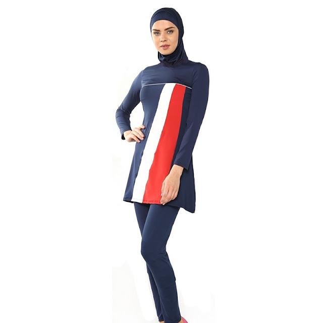 Muslimah Gak Usah Khawatir, Sekarang Tersedia Baju Renang Muslimah yang Bikin Anda Nyaman