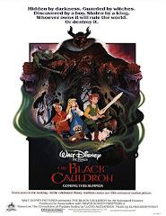 Tarón y el caldero mágico (1985)