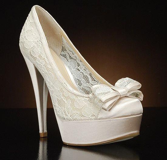 4780667adc 5 Estilos de Sapatos para Noivas