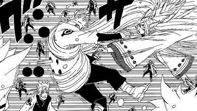 Naruto Manga 686