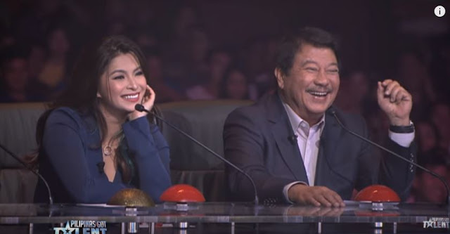 Cuteness Overload: Angel Locsin And Her Charming Reactions To 'Beatles Band Parody Act' In PGT5