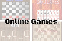 Online Games Main Page