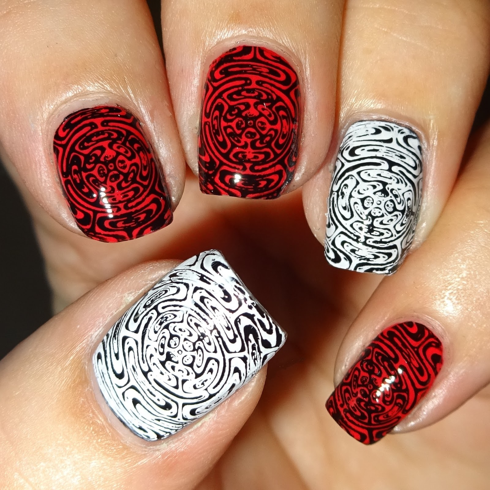 Wendys delights moyou nails stamping plate 400 optical illusion moyou nails stamping plate 400 optical illusion prinsesfo Choice Image