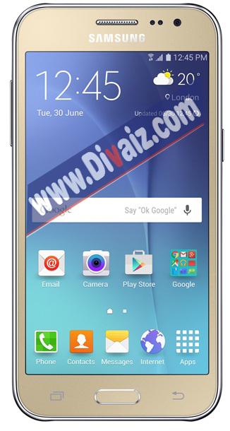 Samsung Galaxy J2 - www.divaizz.com