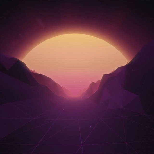 Retro Background Wallpaper Engine