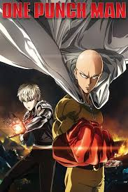 One Punch Man Anime Completo Bluray 1080p [Trial-Lat-Jap-Ing]