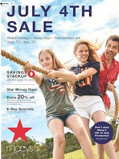 ⭐ Macys Ad 7/2/19 ✅ Macys Weekly Ad July 2 2019