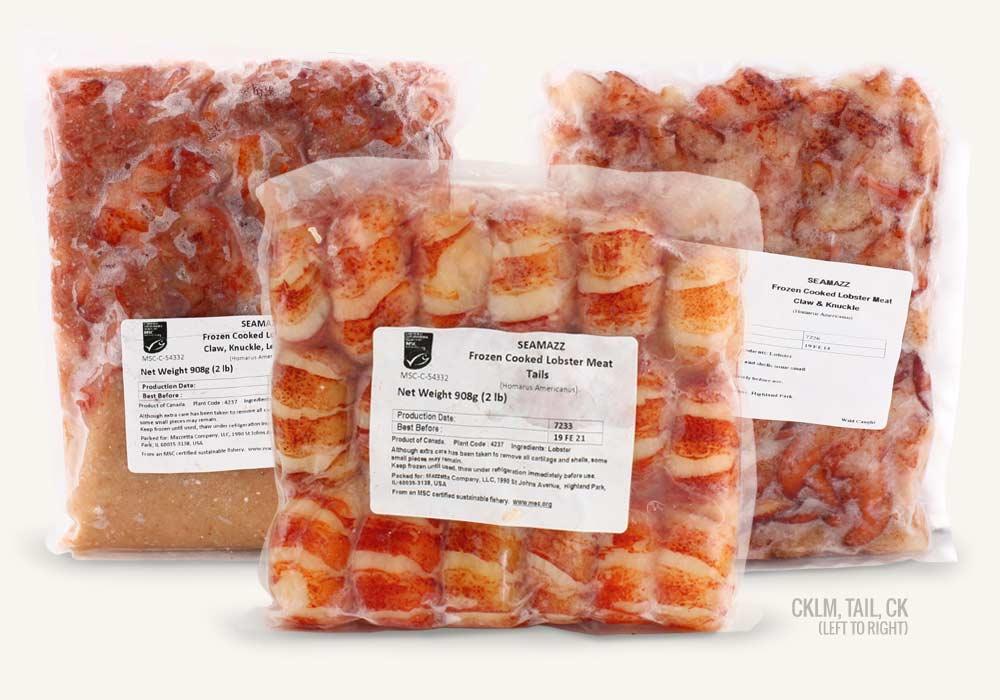 Frozen Lobster Meat - Frozen Lobster Supplier, Frozen ...