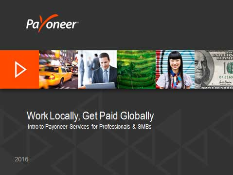 Payoneer : Work Global, Live Local : eAskme