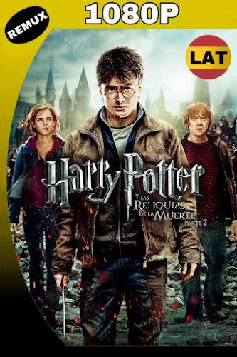 HARRY POTTER Y LAS RELIQUIAS DE LA MUERTE PARTE 2 (2011) BDREMUX 1080P LATINO MKV