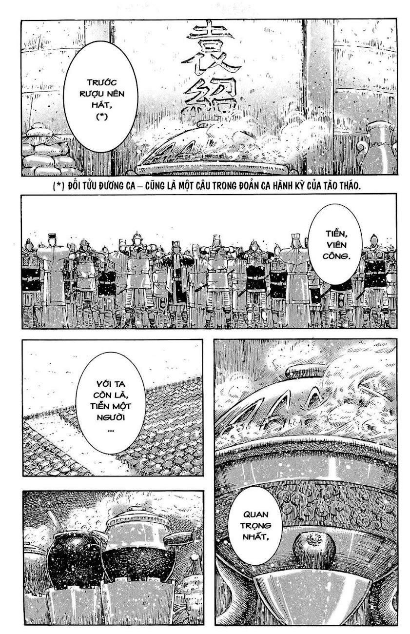 Hỏa phụng liêu nguyên Chương 368: Tống biệt anh hùng [Remake] trang 15