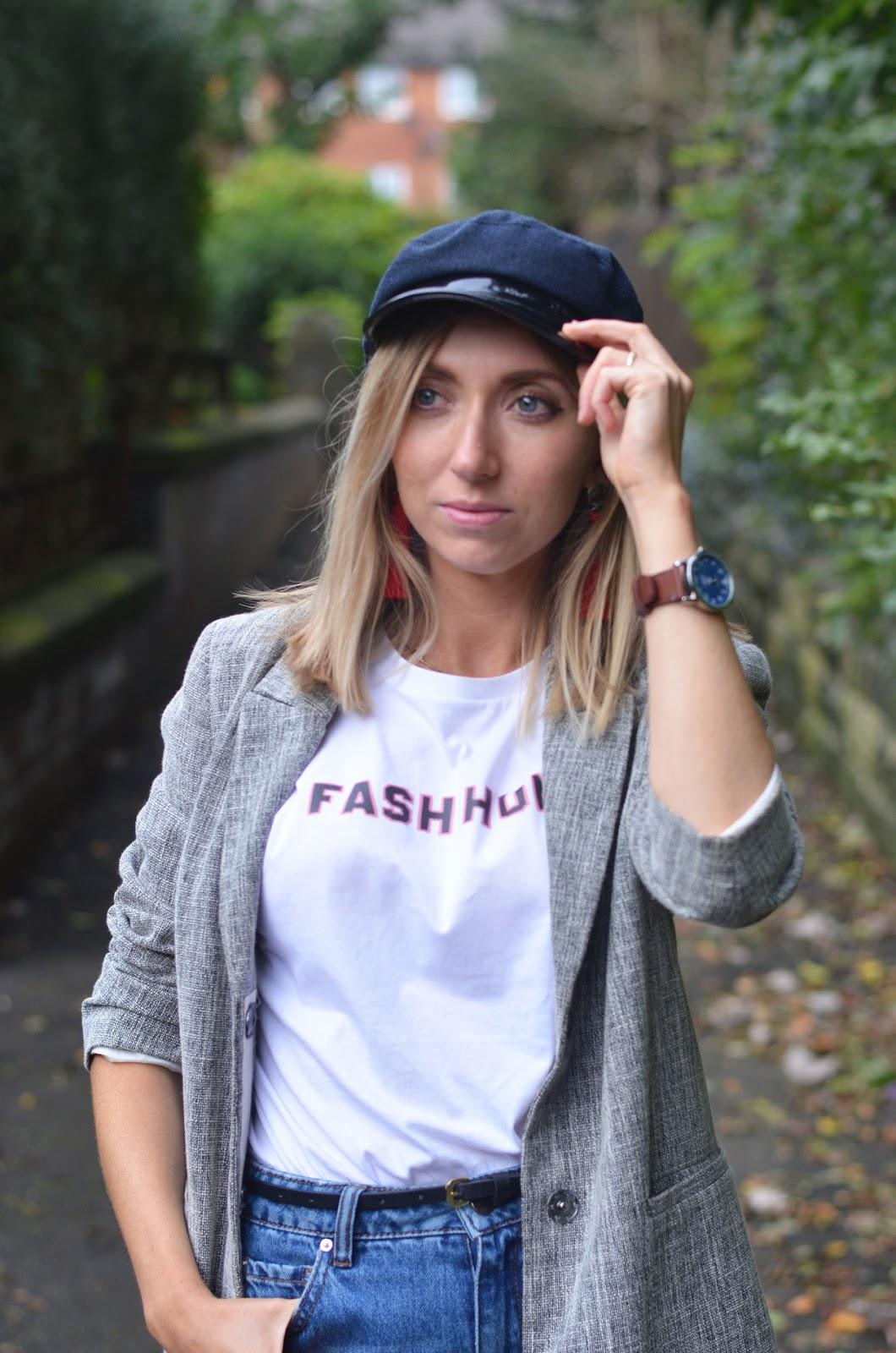 Fash Hun T-shirt from Rock On Ruby