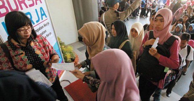 Miris! Sekolah Tinggi-tinggi, Ribuan Sarjana di Sulut Menganggur