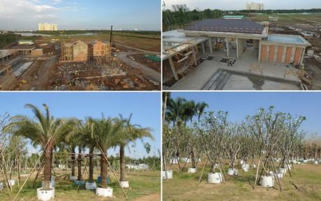 VinaCapital phát triển khu biệt thự cao cấp Nine South Estates