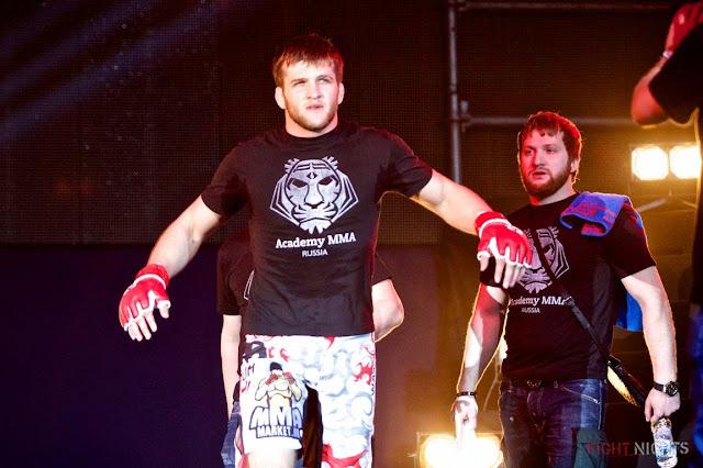 UFC Abdul-Kerim Edilov Anti-Doping