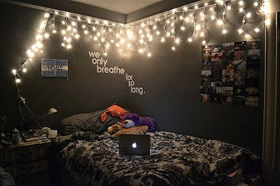 Christmas Light Decorations Ideas For Bedroom 2016