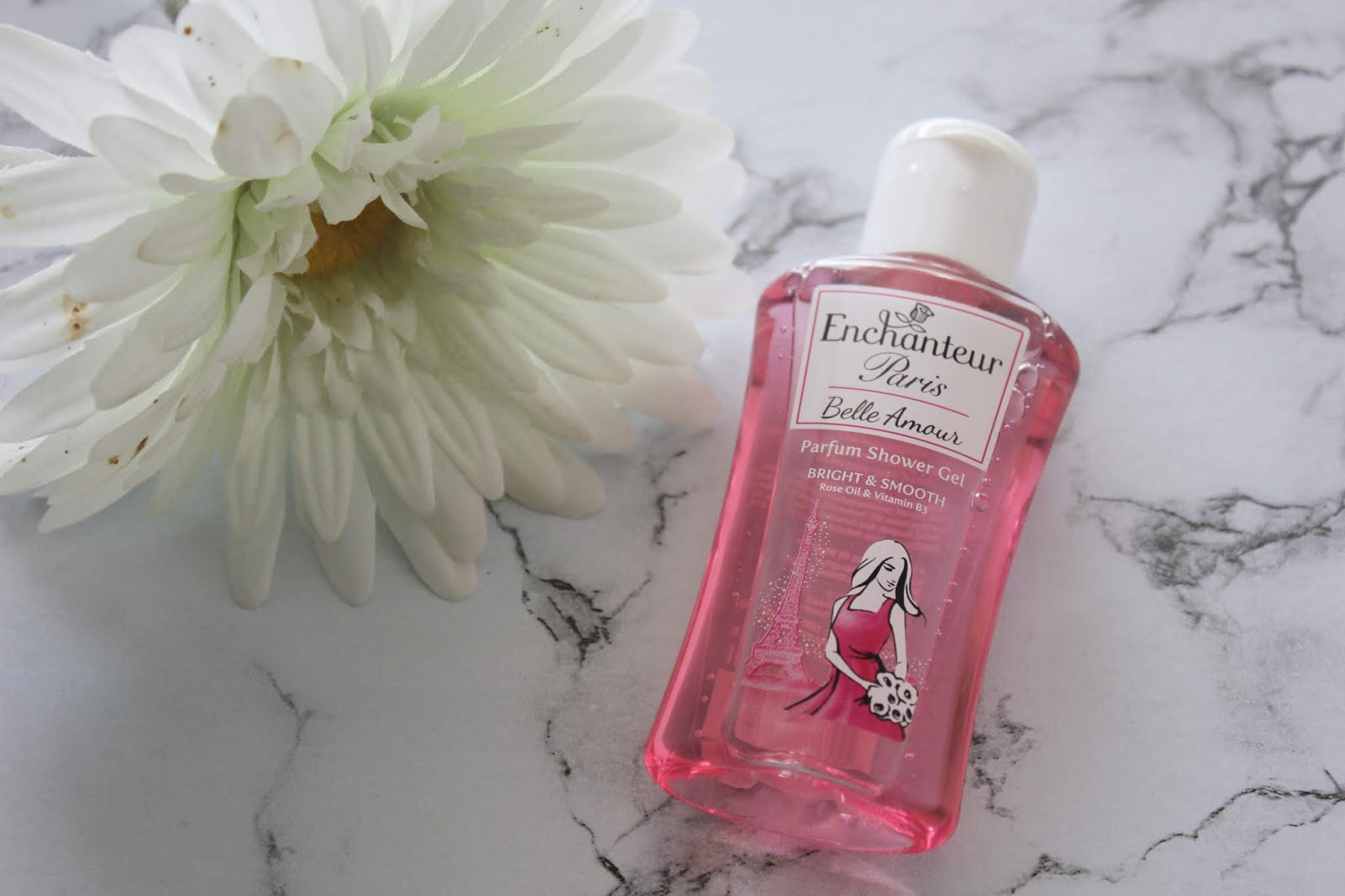 Enchanteur Paris, Belle Amour, Shower Gel