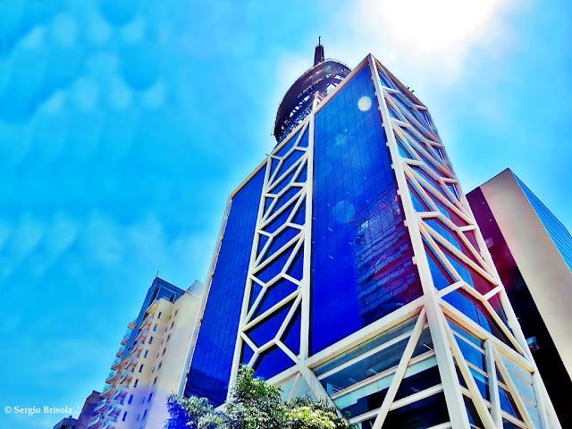 Fachada do Edifício Centro Cultural Itaú - Avenida Paulista