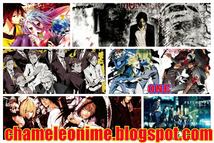 REKOMENDASI 10 Anime Adu Strategi Terbaik Wajib Tonton