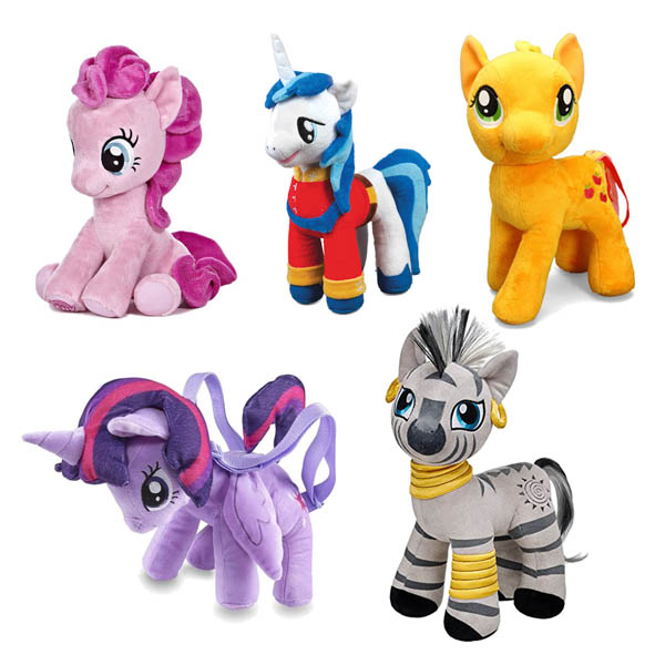 Mlp Plush Database Mlp Merch