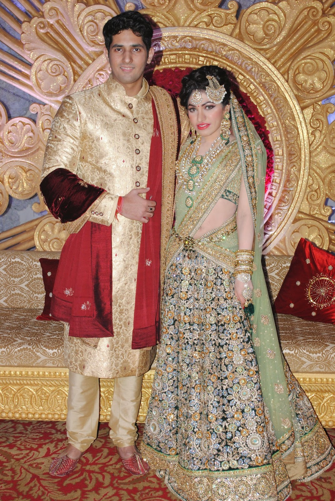 Gulshan Kumar's daughter Tulsi Kumar's wedding