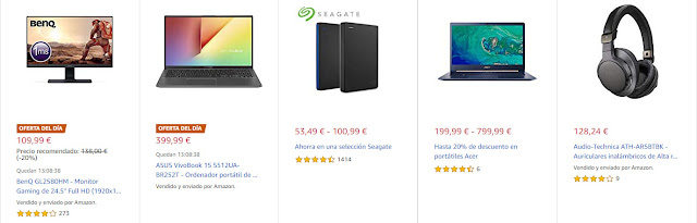 ofertas-29-07-amazon-dos-ofertas-del-dia-tres-flash-cinco-destacadas