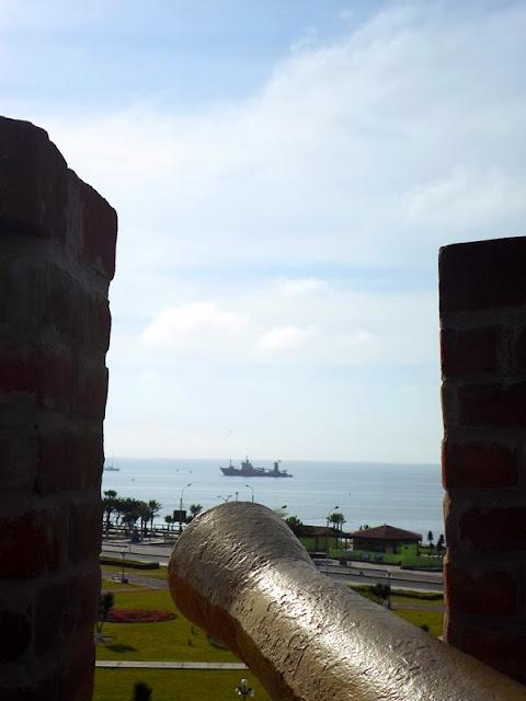 Fortaleza Real Felipe Callao