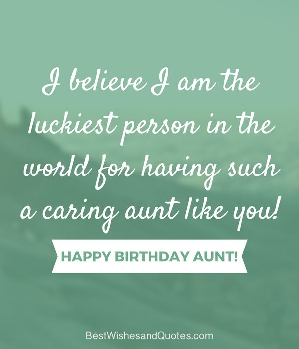 260+ Happy Birthday Aunt Images With Quotes (2019) Funny ...