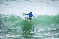 8 Andony Abaigar Longboard Pro Biarritz foto WSL Damien Poullenot