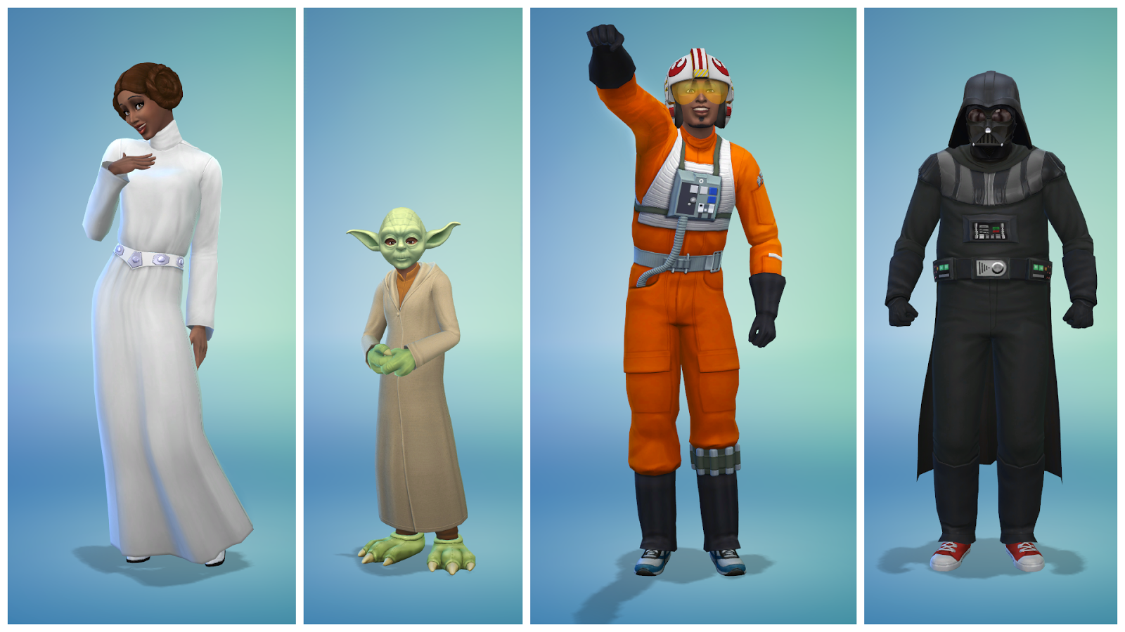 The Sims 4 Gets Free Content Update That Adds Ghosts, Special Star