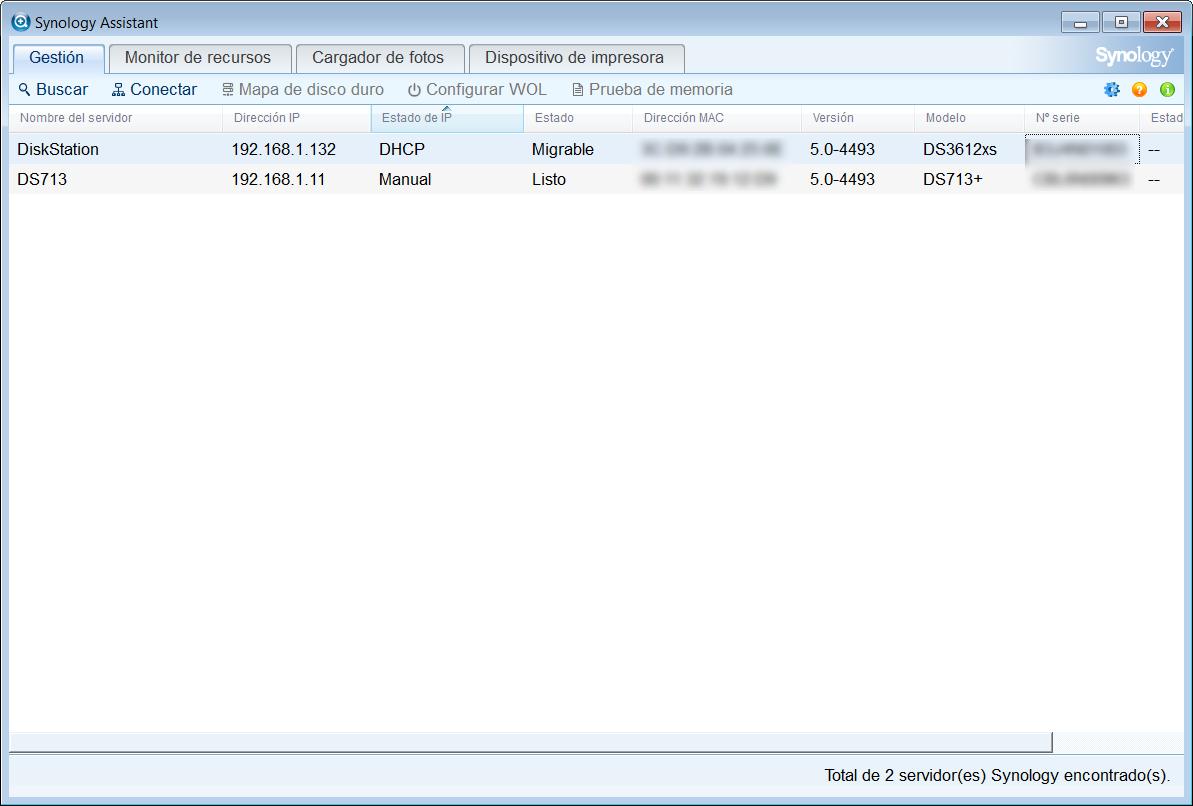 Instalar XPenology con DSM 5 0 4493 (con NanoBoot
