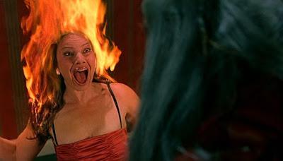Fran Drescher dans VERY BAD SANTA (SANTA'S SLAY)