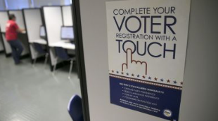 California's 'Motor Voter' System Yields Potentially Thousands of Cases of 2 Voter Registration Forms for 1 Person