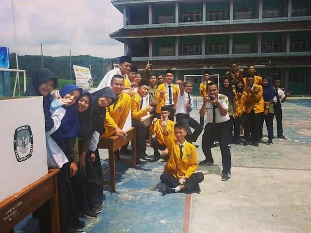 Belajar Demokrasi, SMK Muhammadiyah 2 Selenggarakan Pemilihan Formatur IPM